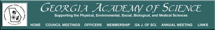 GA Academy of Science logo